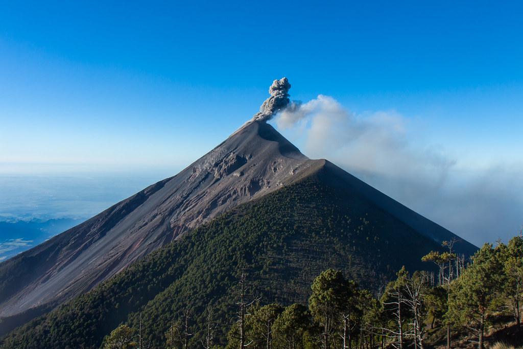 Guatemala. Acatenango