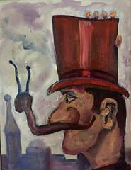 Moustache à l'escargot, latest version