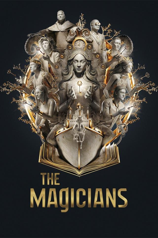 Hội Pháp Sư Phần 3 - The Magicians Season 3