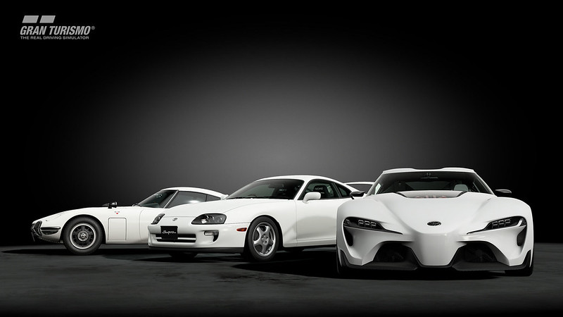 Gran Turismo Sport V1.11 New cars