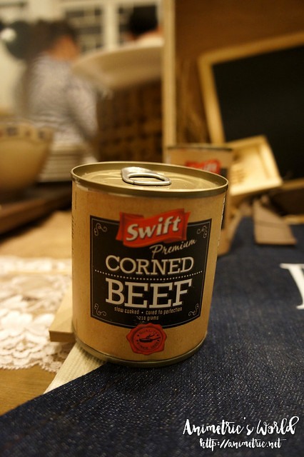 Swift Premium Corned Beef