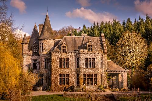 Le château Boël... [Falaën, Belgium - 2016]