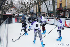 Xtraice rink in Pamiers
