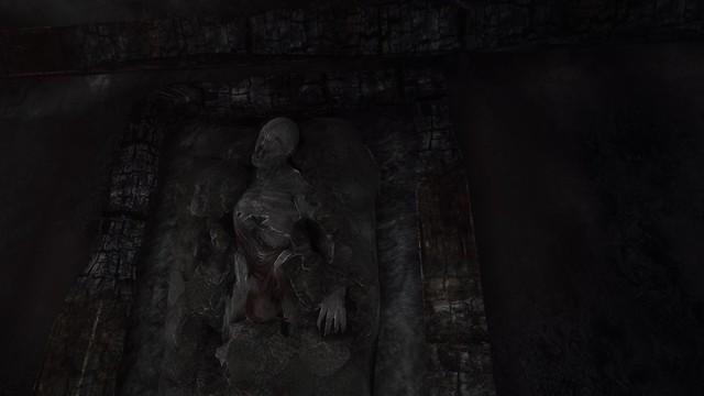 The Vanishing of Ethan Carter - Tomb