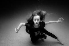 Underwater by R J Poole