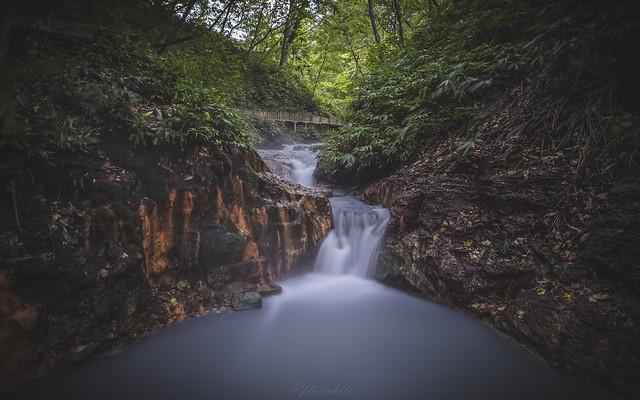 Oyunumagawa Waterfall