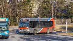WMATA Metrobus 2012 Orion VII 3G BRT Diesel #3041