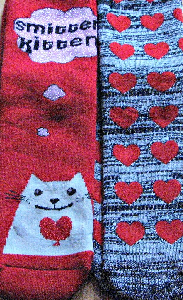 Valentine Socks!