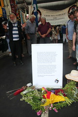 Space reserved at Queen Vic Markets - Commemoration of Tunnerminnerwait and Maulboyheener  - IMG_2818
