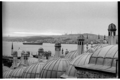 View of Constantinople and the Bosphorus