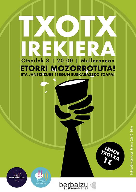 TXOTX KARTELA AZKENA