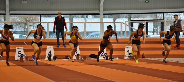 Championnats de Bretagne en salle 2018