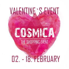 COSMICA - The Shopping Event