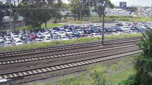 Railpage Albion Camera #3 Rail Movement Detection