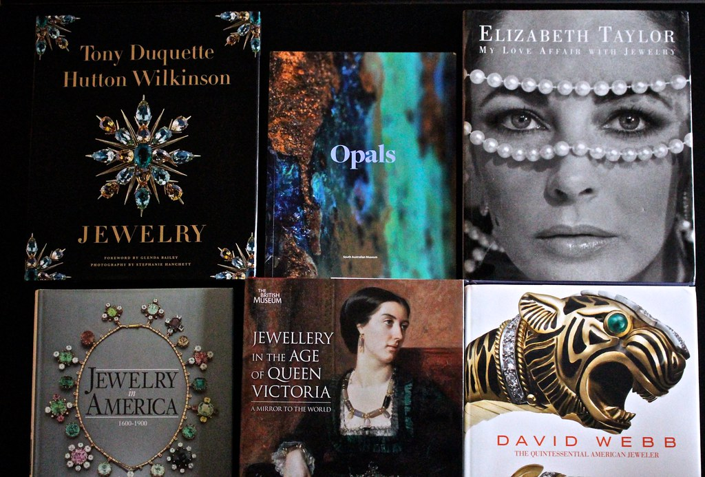 Jewelry Books | Gem Gossip