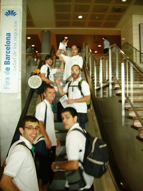 Copa Europa Tamborí Outdoor 2008