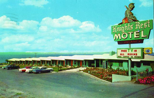 Knight's Rest Motel