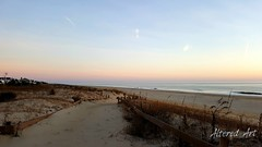 Fenwick Island Delaware | winter sunrise