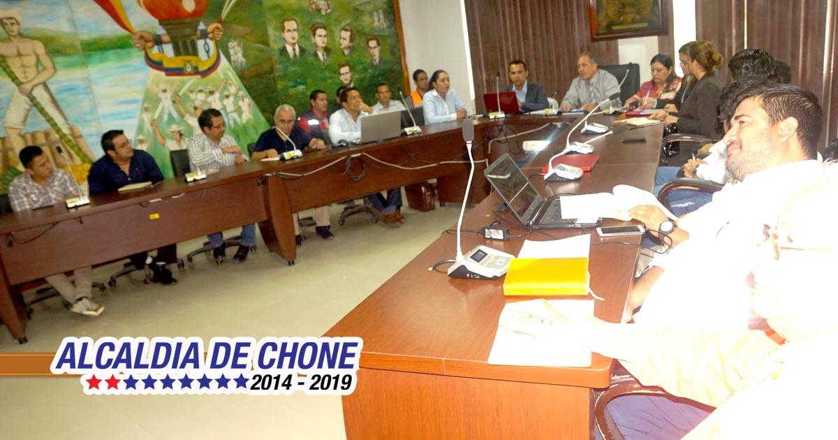 Chone es sede de capacitación del plan Toda una Vida