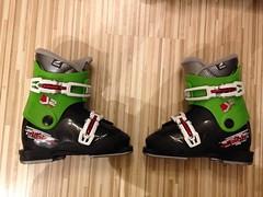 Dětské sjezdové boty Alpina vel EUR 30 - titulní fotka