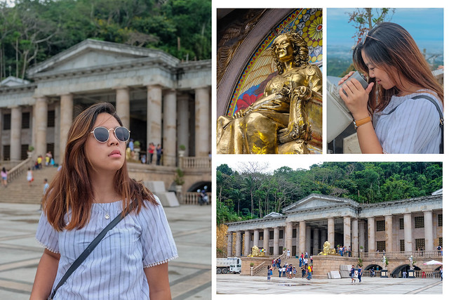 Patricia Villegas - What to do in Cebu first timer - Go To Tops - La Vie Parisienne - Temple of Leah - Tops Lookout - House of Lechon - Magellan's Cross - Sto Nino church cebu -3.5