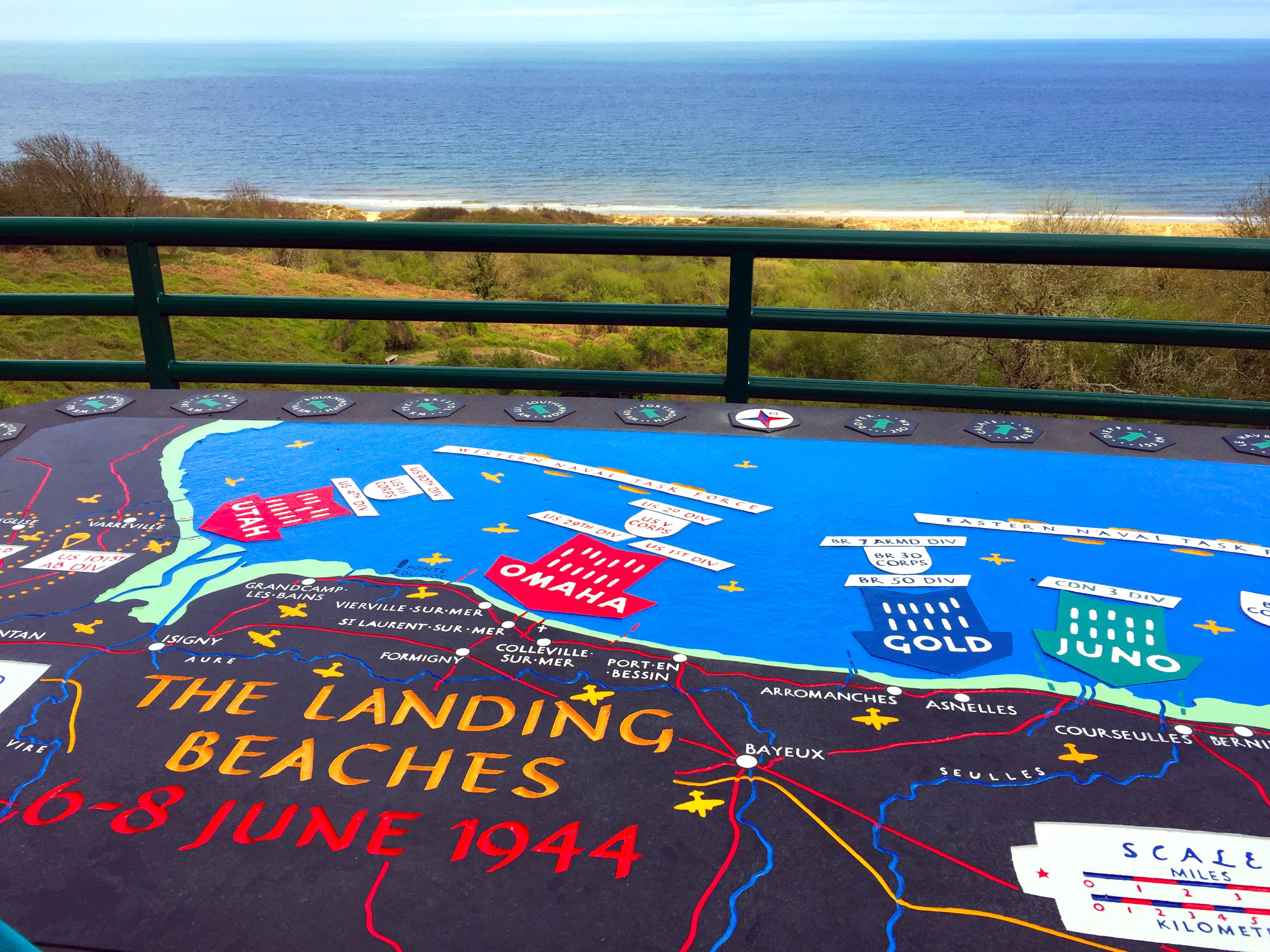 Playas del Desembarco de Normandía, Francia desembarco de normandía - 25008962547 8e4107a4be o - Viaje a las Playas del Desembarco de Normandía