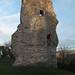 Bramber Castle - tower