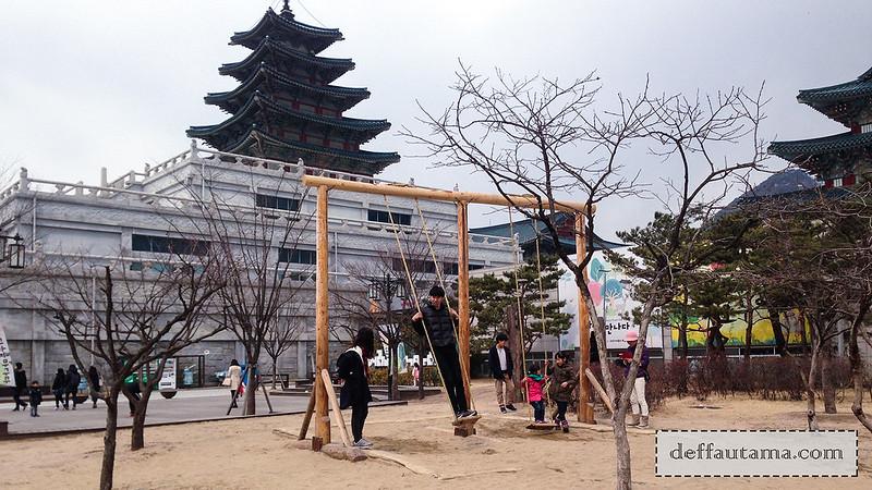 5 hari di Seoul - Theme Park 2