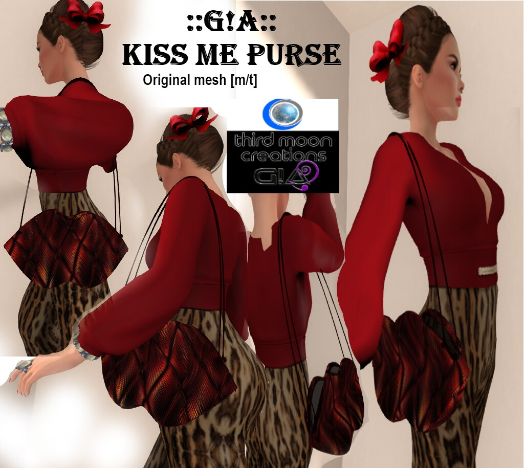 ::G!A:: kiss me purse vendor - TeleportHub.com Live!