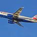 British Airways Airbus A319-131G-EUPY