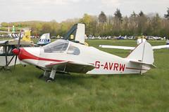 G-AVRW Gardan JB-01 [PFA 1800] Popham 020509