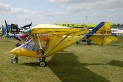 G-BYTR Raj Hamsa X Air [BMAA HB 105] Popham 020509