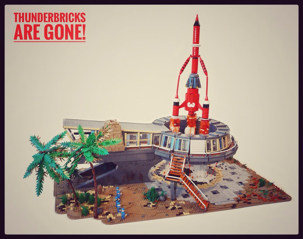 Thunderbricks are Gone!