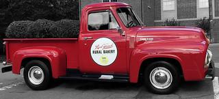 'Red Truck Rural Bakery' Warrenton (VA)  October 2017
