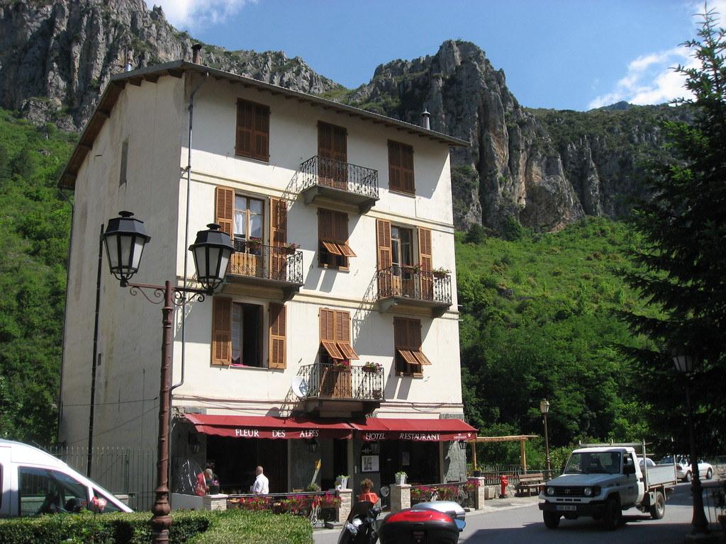 La Brigue ancient French village