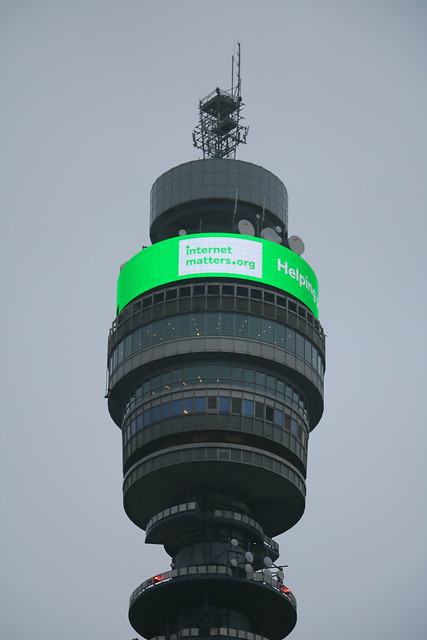 Evento de networking en BT Tower