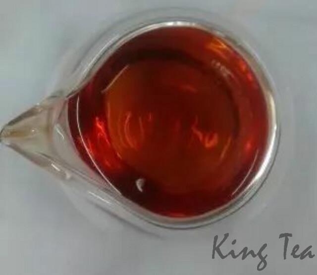 2007  DaYi LaoChaTou Brick   YunNan Menghai  Puerh Ripe Cooked Tea Shou Cha  Single 250g/pcs