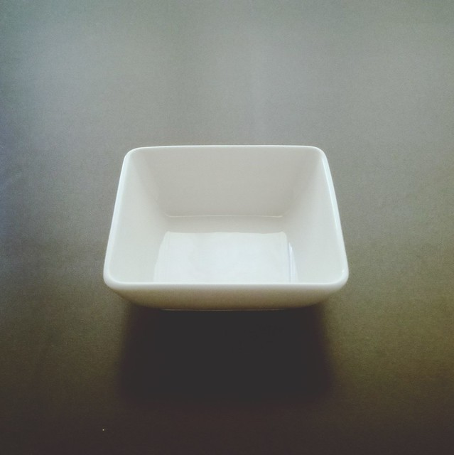 Small square dish