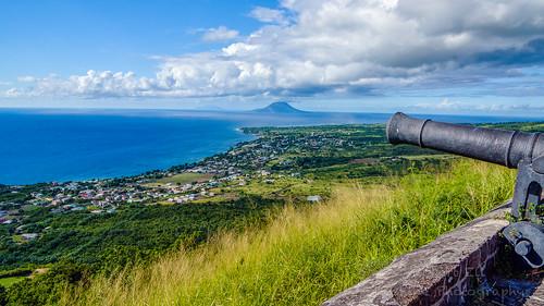 stkittsandnevis caribbeanislands brimstonehillfortressnationalpark saintannesandypointparish saintkittsandnevis kn