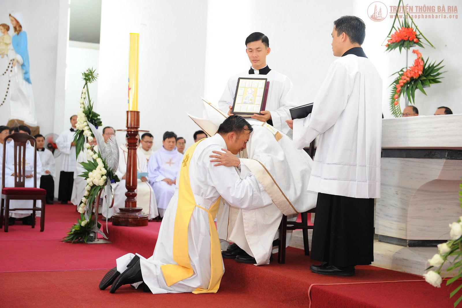 Thánh lễ truyền chức Phó tế – Gp Bà Rịa - Ảnh minh hoạ 14