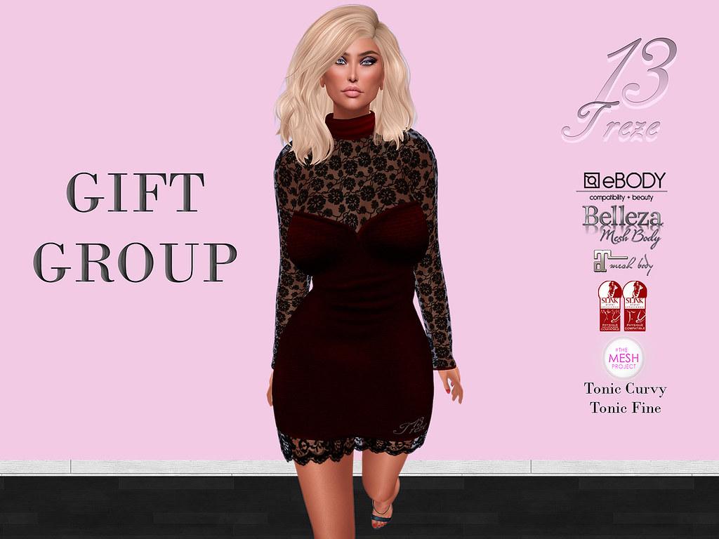 Treze Gift Group - TeleportHub.com Live!