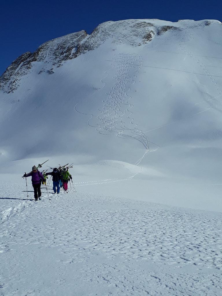 Skitouren Februar