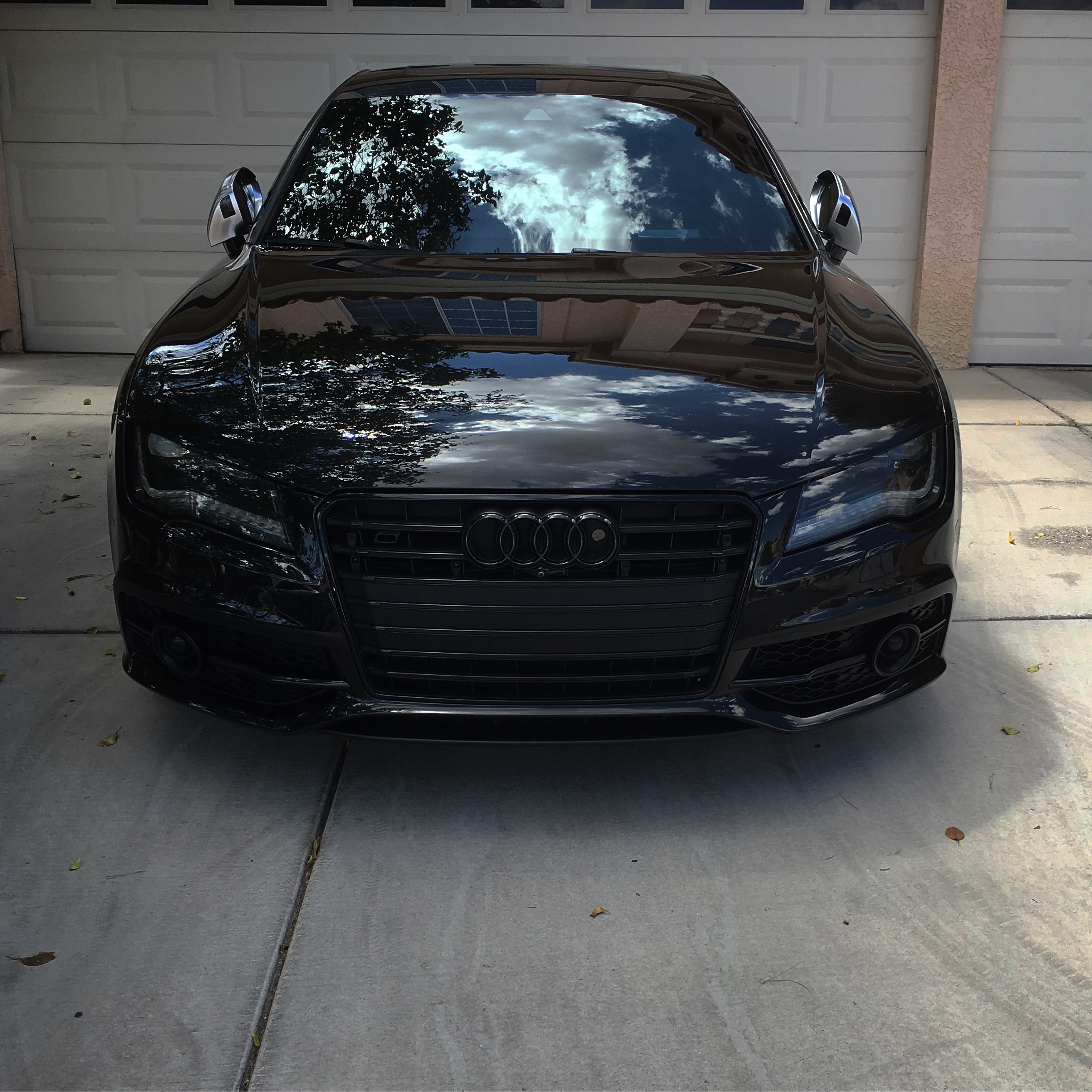 For Sale: 2012-2015 C7 Audi A7 S7 RS7 Custom Blackout