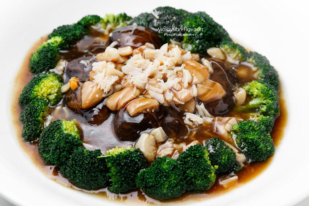 Luk Yu Tea House CNY menu 2018