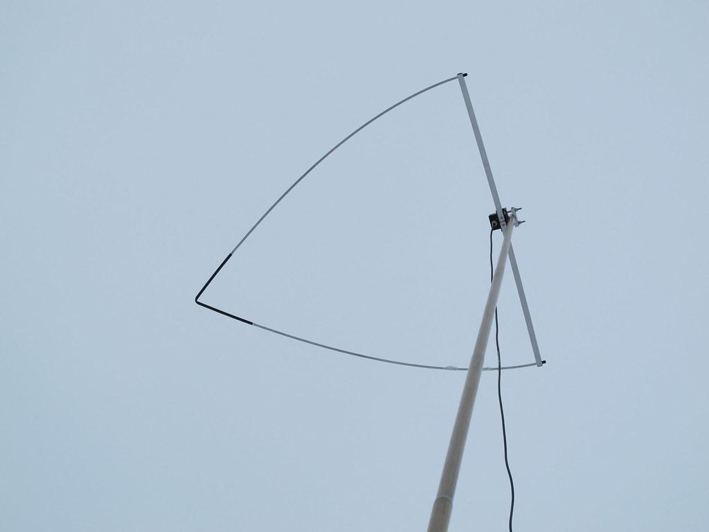 My PAR Electronics omni 6M antenna
