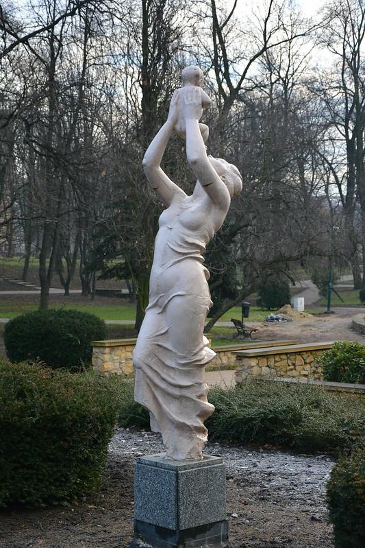 Pomnik Matki z Dzieckiem