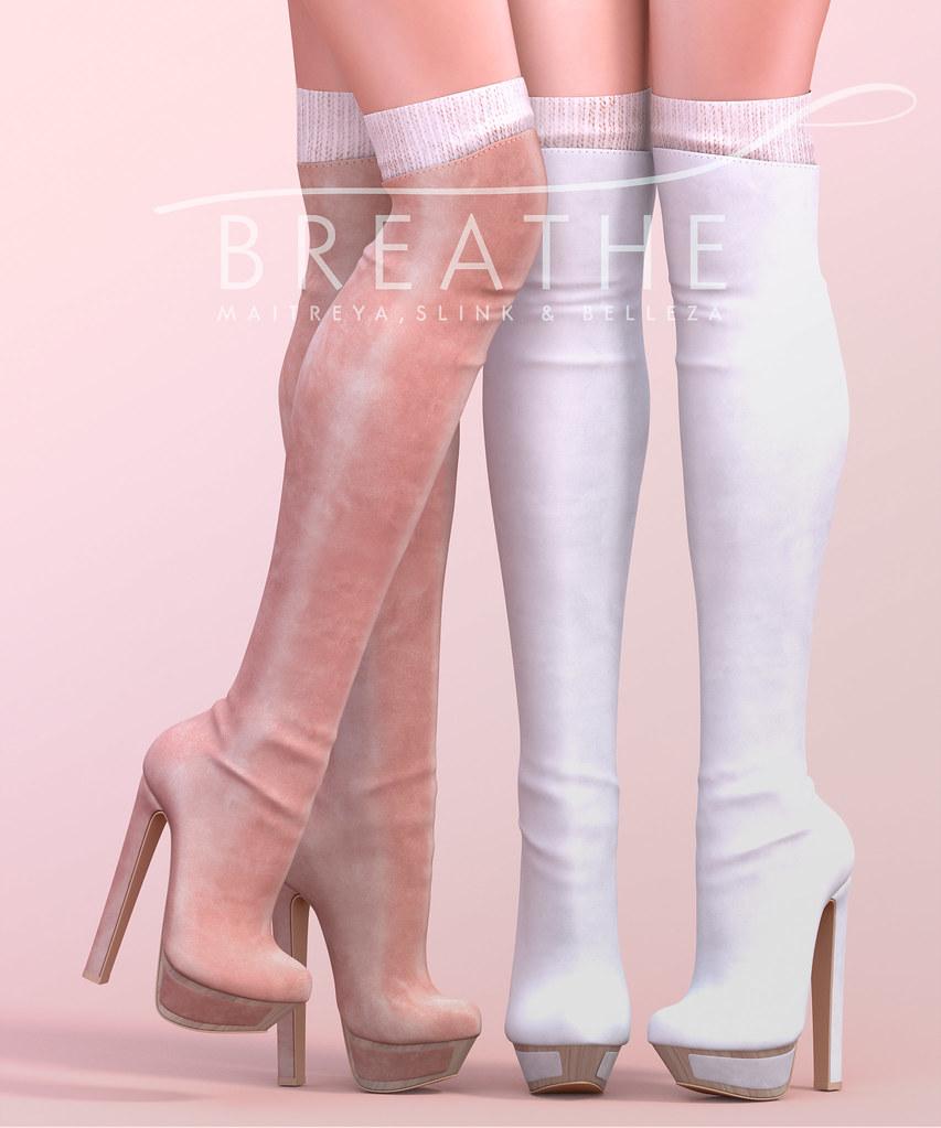 [BREATHE]-Nyoko_Heels - TeleportHub.com Live!