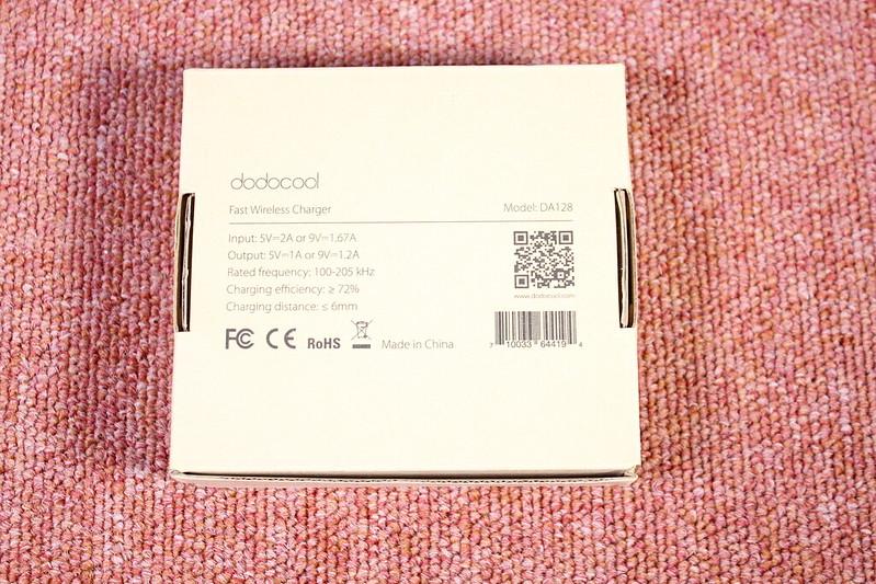 dodocool Qiワイヤレス充電器 開封レビュー (2)