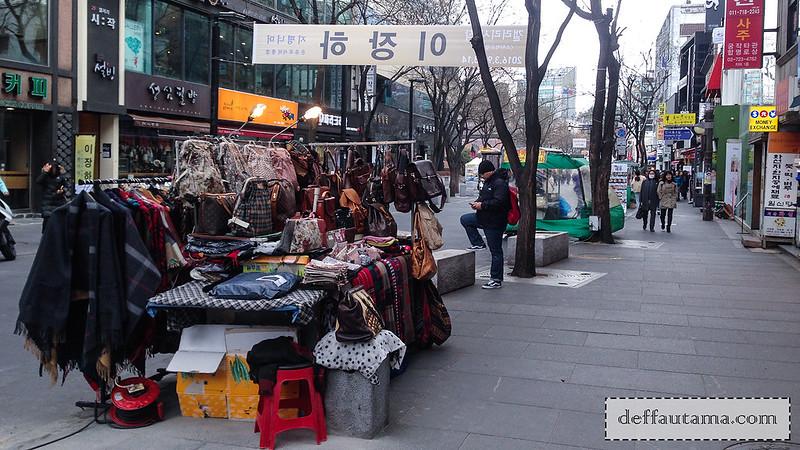 5 hari di Seoul - Insadong