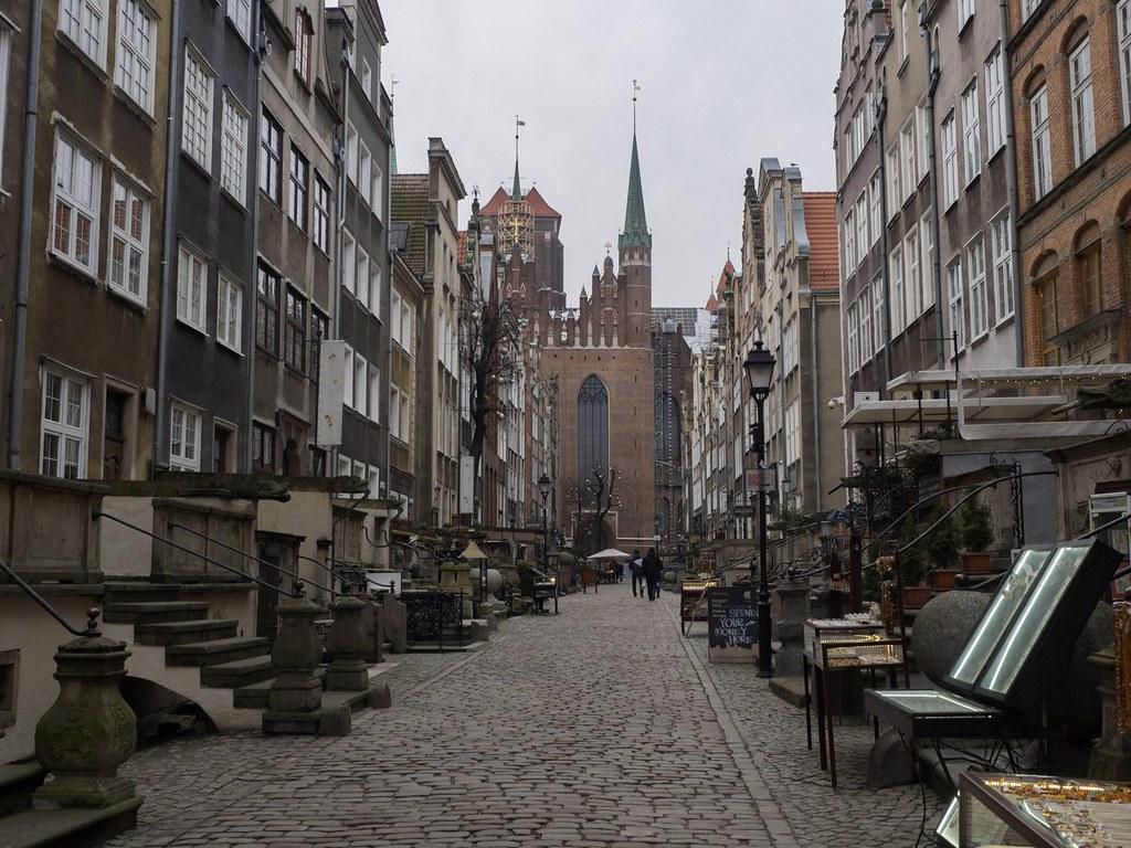 Mariacka Street, Amber Street